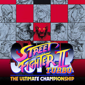 SUPER STREET FIGHTERⅡTURBO